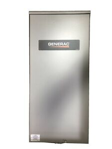 Generac 100a Service Rate Whole House Transfer Switch