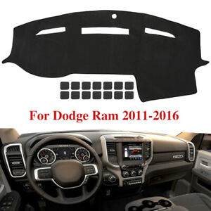 Custom Fit Dodge Ram 1500 2500 2011 2016 Car Dash Mat Cover Dashmat Dashboard