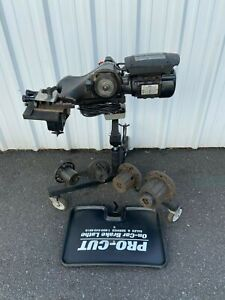 Pro Cut Pfm 9 2 Professional On car Brake Lathe With Hubs Adapters Pro cut
