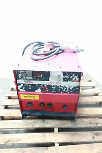 Lincoln Electric Idealarc Cv 300 Welder 3ph 230 460 575v ac