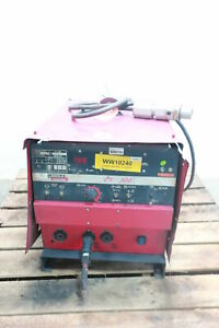 Lincoln Electric Idealarc Cv 300 Mig Welder 3ph 230 460 575v ac