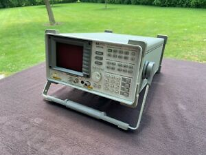 Hp 8595e Portable Spectrum Analyzer 9 Khz To 6 5 Ghz