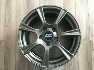 Used 16 Sport Edition Aftermarket Wheel 5 X 114 3 Bolt Pattern