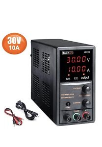 Dc Power Supply Variable Adjustable Switching Regulated Power Supply 30v 10a