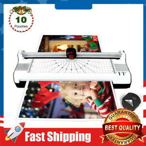 13 Inch Laminator Machine 5 in 1 Thermal Laminating Machine With 2 roller