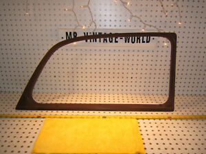 Mercedes W120 W121 180 190b Sedan Only Door Inner Rear Left D Plastic 1 Surround