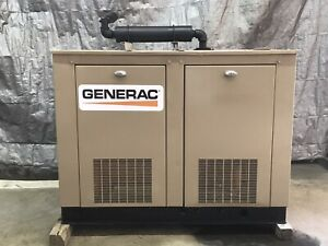 10 Kw Generator Propane Natural Gas 110 Hours 120 240 Volt Single Phase 1 3l