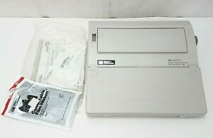 Smith Corona Dx 4500 Dx4500 Word Processing Typewriter W Cover Extra Ribbon