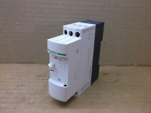 Re8rb51bu Schneider Electric Timer Din Rail Mount Time Delay Relay