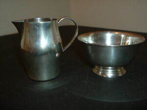 International Paul Revere Reproductions Sterling Silver Creamer