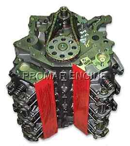 Remanufactured 90 01 Ford 4 0 Ohv Long Block Engine