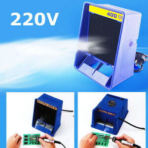 Solder Smoke Absorber Extractor Air Filter Fan Fume Removers Sponge Filter Parts