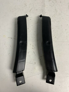 2009 2012 Dodge Ram 1500 Front Bumper Side Bracket Pair Oem New 68056630ab