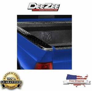 Dee Zee Black Wrap Side Bed Caps W Holes For Chevy Gmc Pickup 1988 2000 Dz11994b