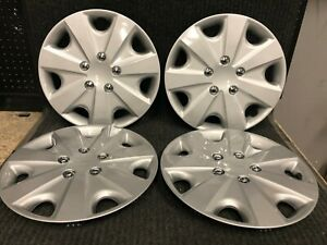 Fits Honda Accord Hubcaps Wheel Covers Replacement Hubcaps Honda 15 Set 4 New
