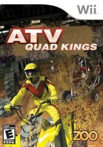 ATV: Quad Kings - Nintendo  Wii Game Only