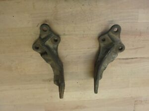 1962 1966 Ford Mustang Falcon Comet Ranchero 6 Cylinder 170 200 Motor Brackets