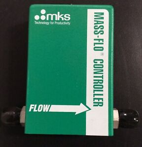 Mks Technology Mass flow Controller Model m100801323cs1bv