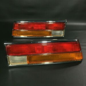 Taillight Mitsubishi Galant Sigma 3rd Generation A120 A130 Genuine Stanley Japan