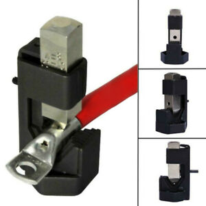 Pro Battery Cable Hammer Crimper Wire Terminal Welding Lug Crimping Tool New