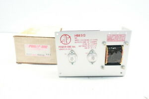 Power one Hbb512 Power Supply 115 230v ac 3 1 2a 12 5v dc