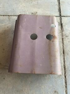 Farmall C Hood Engine Cover Antique Tractor
