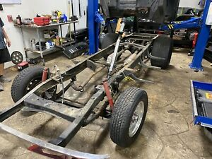Used 1950 Ford F1 Frame Complete see Pictures