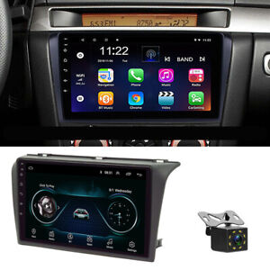 For Mazda 3 2004 2009 9 Car Radio Gps Navigation W Camera Am Fm Android 8 1