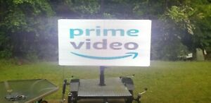 P5 Led Trailer Sign Brand New 3ft By 6ft