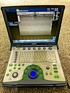 Ge Logiq E Portable Laptop Ultrasound