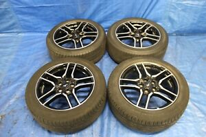 2019 Ford Mustang Gt 5 0 Coyote Oem Wheel Tires 18x8 40 235 50zr18 245 45r18