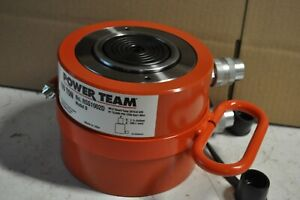 Spx Power Team 100 Ton Hydraulic Cylinder Rss1002d Double Acting New