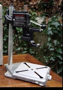 Dremel Model 212 Type Ii Multipro Deluxe Drill Press Stand