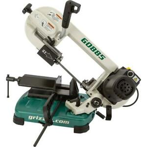 Grizzly G0885 5 Portable Metal Cutting Bandsaw