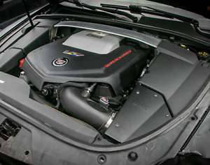 2011 Cadillac Cts V 6 2l Lsa Supercharged Engine Tr6060 6 Speed Trans 76k Miles