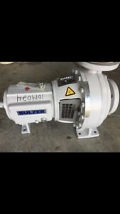 Sulzer Pump Wpt 22 2 2x3x11 Complete Pump W o Packing Free Shipping To Lower 48