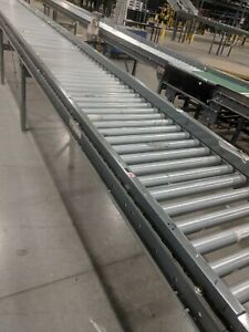 Gravity Roller Conveyor 24 x12ft Local Pickup Only