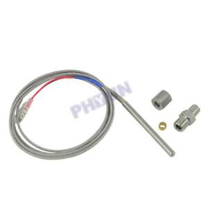 Exhaust Gas Temperature Egt Probe Glowshift Gauges Replacement For Link Advance