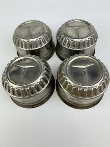 Toyota Pickup Hilux Wheel Center Cap Oem Chrome Hubcap Set4