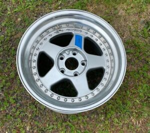 Oz Futura Corvette Single Rear Wheel 17x11 14mm Offset