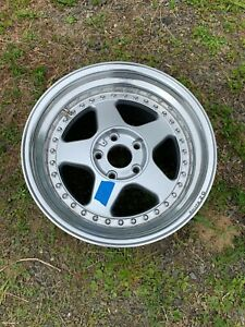 Oz Futura Corvette Single Rear Wheel 17x11 31mm Offset