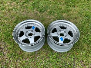 Oz Futura 17x9 Front Wheels Set Of Two