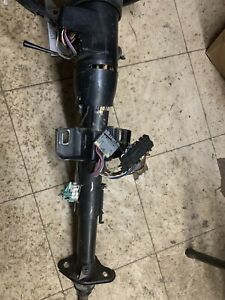 1992 Chevrolet Corvette Steering Column Without Key Free Shipping