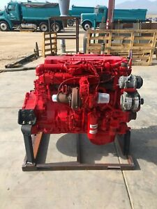 2015 Cummins Isx 12 Diesel Engine Serial 75033040