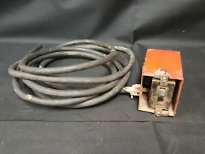Ridgid 400a Pipe Threader Forward Reverse Switch W 13ft Power Cord No Plug