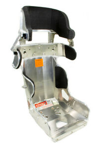 Kirkey 16 In Wide 18 Degree Layback 45 Series Road Race Contain Seat P N 45500