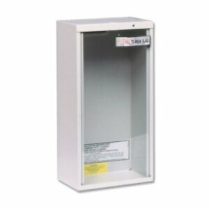 Kidde 468043 20 pound Surface Mount Fire Extinguisher Cabinet