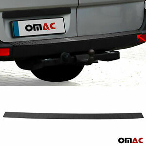 Dark Chrome Trunk Lid Tailgate Grab Handle Cover For Mb Sprinter W907 2018 2020