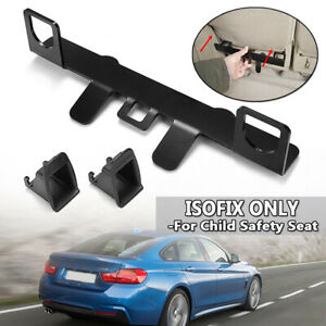 Universal Car Child Seat Restraint Anchor Mounting Kit For Isofix Belt Connector