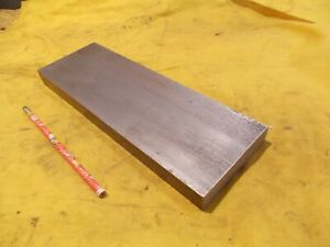 1018 Cr Steel Flat Bar Stock Tool Die Rectangle Plate 1 X 4 X 12 Oal
